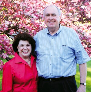 Marilyn and Jim Prince are this year's May Festival Grand Marshals. The couple said they were honored to be selected to take part in this year's festivites.