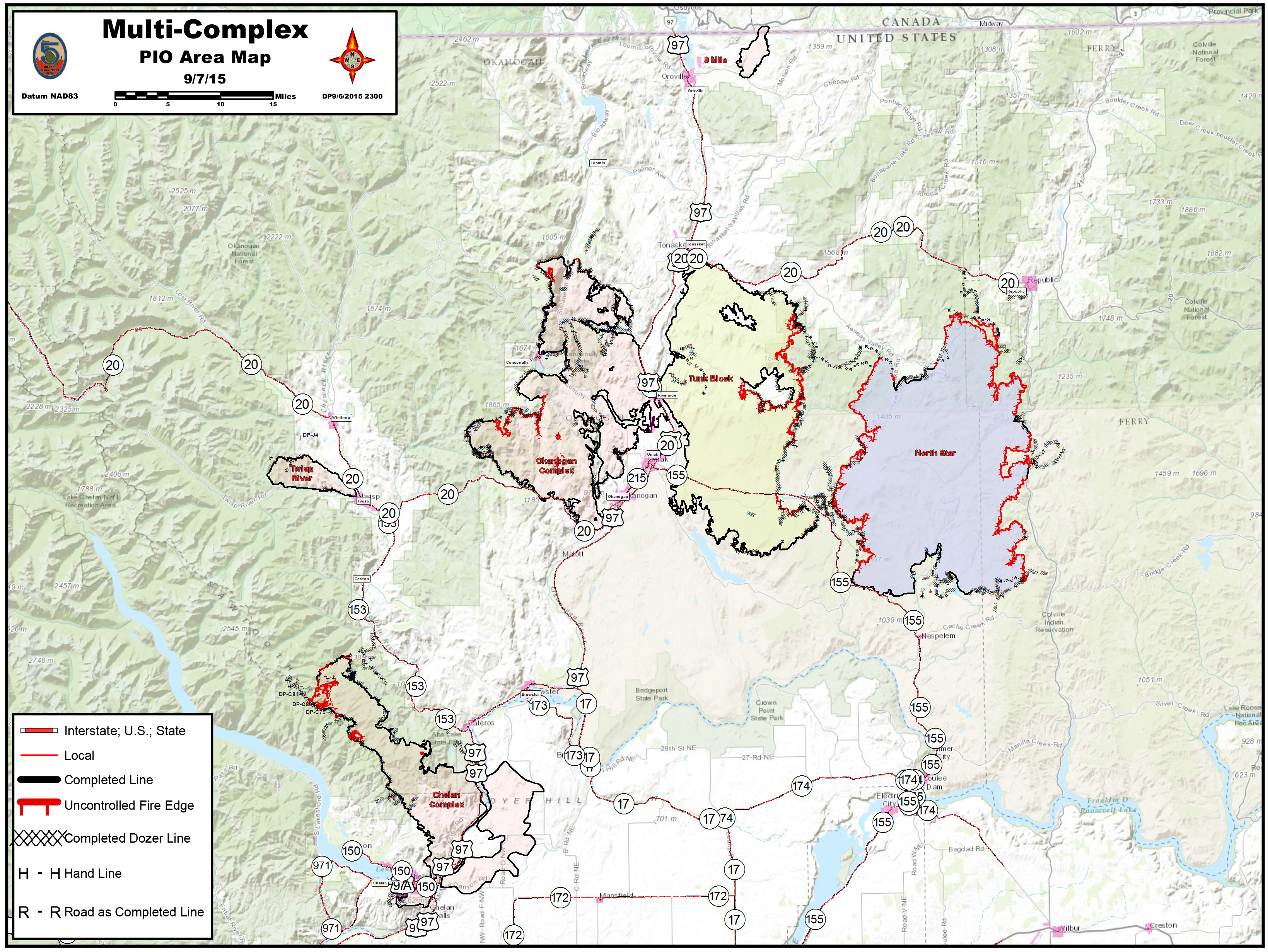 Fire Map PIO_MultiComplex_ARCH_A_Land_20150907_0734_OkanoganComplex_WANES001203