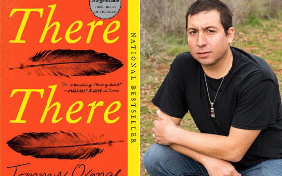 """NCWL next Virtual Author Talk will feature Tommy Orange on Nov. 12, author of the national best seller """"There There.""""Submitted photo"""