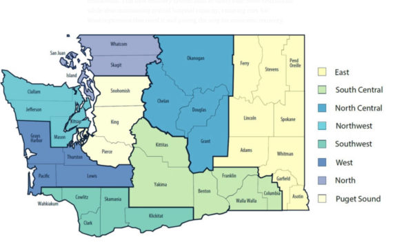 All regions of the state have moved into Phase 2 of the Washington Healthy reopening plan.